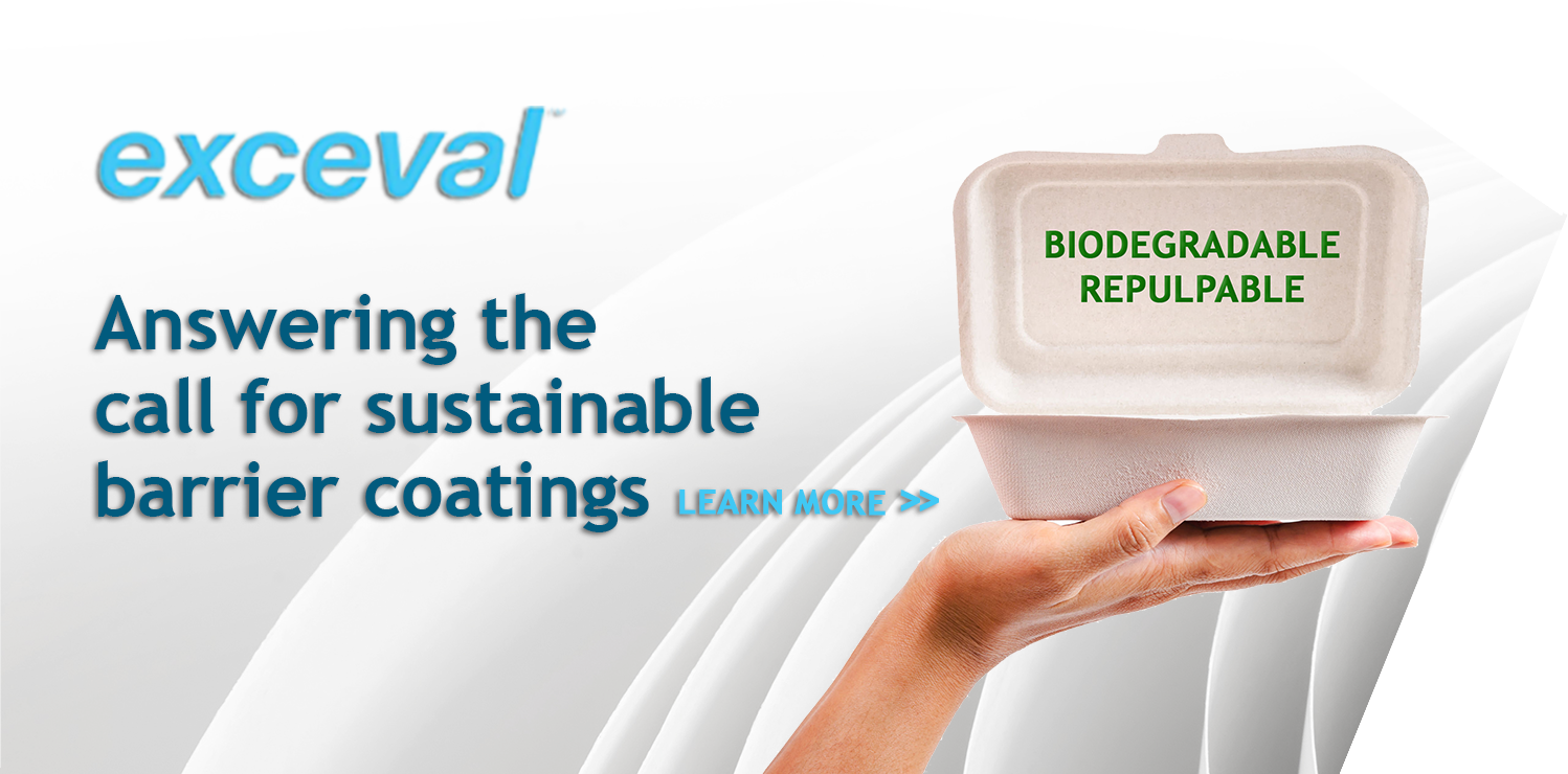 EXCEVAL Sustainable Barrier Coating